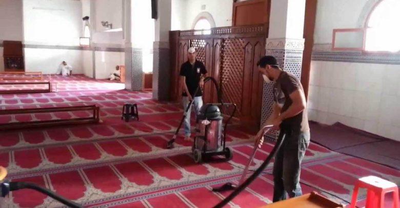 شركة تنظيف سجاد المساجد بالرياض بأسعار رخيصة